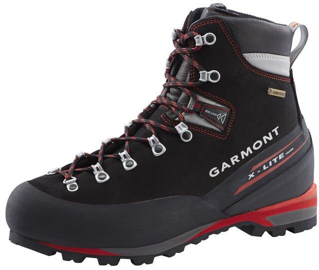 Garmont Pinnacle GTX Stivali da alpinismo Uomo, black su